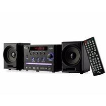 Caixa De Som Mini Syst. C Dvd Usb 20w Rms 9 - Sp141