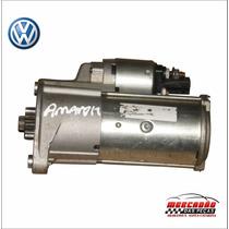 Motor Aranque Vw Amarok 2.0 16v Biturbo Aut.