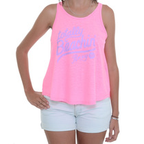 Blusa Feminina Regata Roxy Totally Beachin