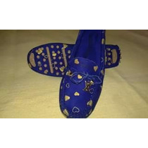 Mocassim Louis Vuitton Sapato Feminino Em Couro Sapatilha
