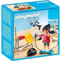 Playmobil 5578 Sala De Musculação (lançamento)
