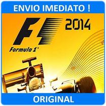 F1 2014 Original Steam Em Português Envio Imediato! Pc
