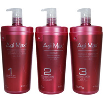 Agimax Kit Progressiva Inteligente 3 X 1 Litro