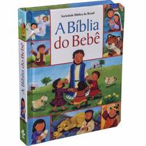 A Bíblia Do Bebê Infantil Ilustrada Editora Sbb