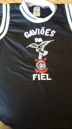 d7956532b02b2 Camiseta Oficial Gaviões Da Fiel- Corinthians Infantil à venda em ...