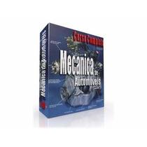 Curso Mecânica De Carros E Injeção Eletrônica 19 Dvds Aula
