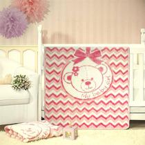 Cobertor Infantil Pippo Laço