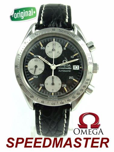 4c6a7a4531877 Omega Speedmaster Date Panda 100% Revisado, Lindo!!!