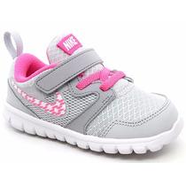 Tênis Nike Flex Experience 3 Original Importado Bebê Menina.