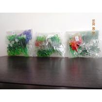 Plantas Artificiais De Aquários Pacote Mix P,m,g