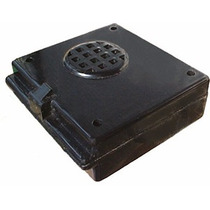 Campainha Eletronica P Onibus Cam 12v Quadrado 12v Ff
