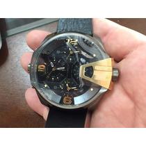 Relógio Diesel Dz7377 Original - 4 Times-não É Réplica