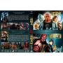 Coleção Exclusiva Hellboy 1 E 2 Dvds Dublados