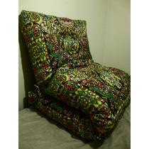Sofá-cama Futon Dobrável Em S, Para Pallet