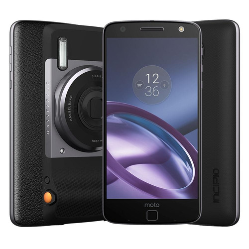 Smartphone Motorola Moto Z Power, Tela 5.5, 4g, 13mp, 64gb