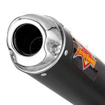 Escapamento Pro Tork 788 Aço Nxr Bros150