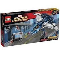 Lego 76032 Avengers Quinjet City Chase