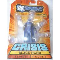 Black Hand Mão Negra Lanternas Verdes Dc Universe Lacrado