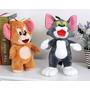 Boneco De Pelúcia Tom Ou Jerry R$ 35,00 Cada