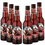 Pack 6 Cervejas Trooper Iron Maiden 330ml