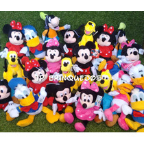 Pelucias Disney( Mickey/minnie/pateta/donald Ou Margarida)