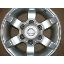 Roda Nissan Frontier Aro 15 Original - Avulsa 12x S/ Juros