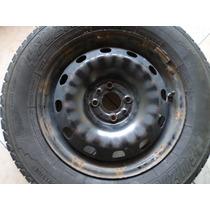 Roda 15 De Ferro Fumagalli Original Fiat