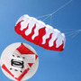 Kite Paraglider Tipo Pipa Para Acrobacia E Treino De 2 M