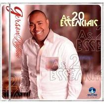 Cd Gerson Rufino - As 20 Essenciais [original]