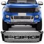 Grade Dianteira Ford Ranger Raptor 12 13 14 15 16 Preta