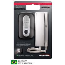 Porteiro Eletrônico Interfone Protection Pt-270 - Nacional