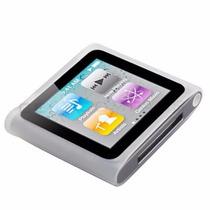 Capa Silicone Apple Ipod Nano 6 Geração