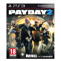 Jogo Novo Lacrado Da Overkill Payday 2 Para Playstation 3