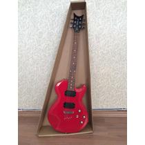 Guitarra Groovin Les Paul Vermelha, Saldao, 07734