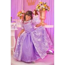 Vestido De Baile Da Princesa Sofia