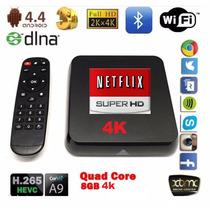 Mini Pc Tv 4k Mkv Dvd-iso Bd-iso Tv Box Android 4.4