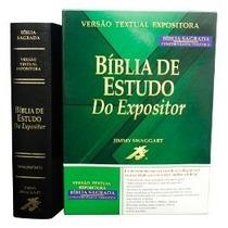 Bíblia Estudo Expositor + Bíblia Dake Dicionário Expandido