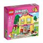 Brinquedo Lego Juniors Casa Da Familia Com 226 Peças 10686