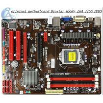 Placa Mãe Biostar Para Intel 1156 Até 16gb Ddr3 Hdmi - Nova