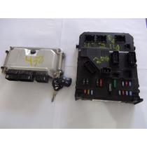 Modulo Injeção Kit Peugeot 206 Bosch 0 261 201 382