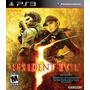 Resident Evil 5 Gold Edition Ps Move Ps3 Americano Original