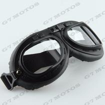Óculos Motociclista Aviador Chopper Cafe Racer Custom