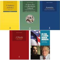 Kit 5 Livros - Olavo De Carvalho