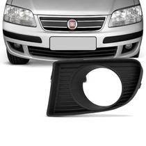 Grade Farol Milha Parachoque Fiat Idea 2005 A2010 L Esquerdo