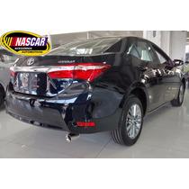 Ponteira Toyota Corolla 2015 Em Aço Inox 304 Lançamento !!
