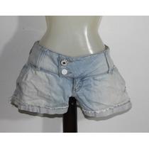 Short Jeans Claro Feminino Da Planet Girls