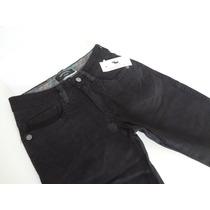Calça Jeans Masculina Abercrombie & Fitch Skinny Com Lycra
