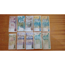 Cédulas De Dinheiro Antigas Nacionais