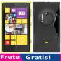 Capa Capinha + Pelicula Nokia Lumia 1020 - Frete Grátis