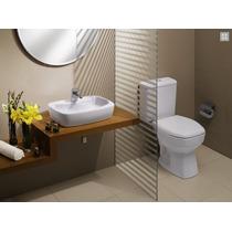 Assento - Sanitário Almofadado Quadrado Branco - Incepa